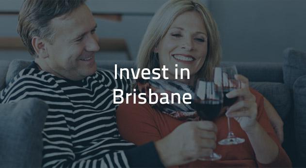 Invest in Brisbane